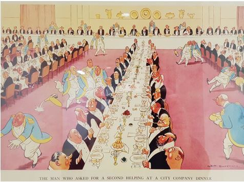 Dinner1 Formal Dining Etiquette and the Rules of Civility